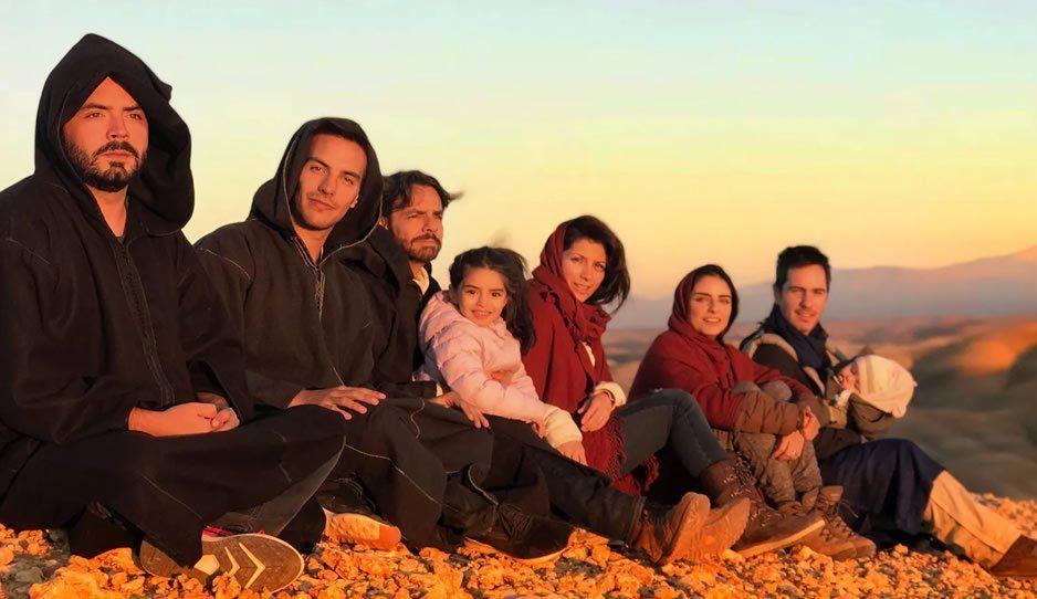 Ya está disponible De viaje con los Derbez, aquí te decimos dónde ver la serie