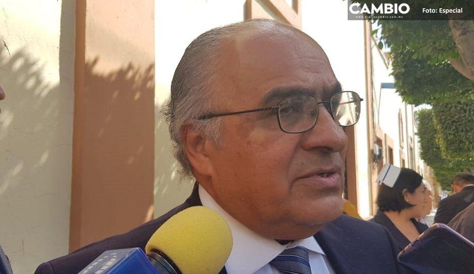 Secretario de Salud pide perdón por  desabasto de medicamentos en Puebla