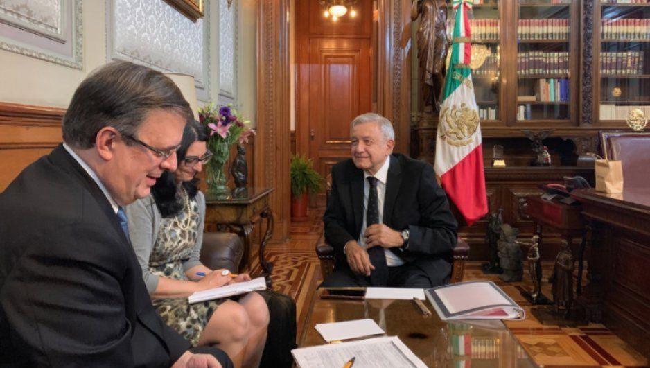 AMLO habla por teléfono con Donald Trump sobre cooperación entre México y Estados Unidos