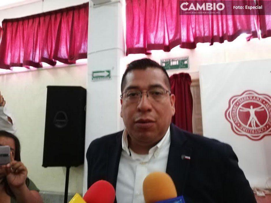 Es un rumor que bandas asalten tiendas de conveniencia en Tehuacán: Sánchez Díaz