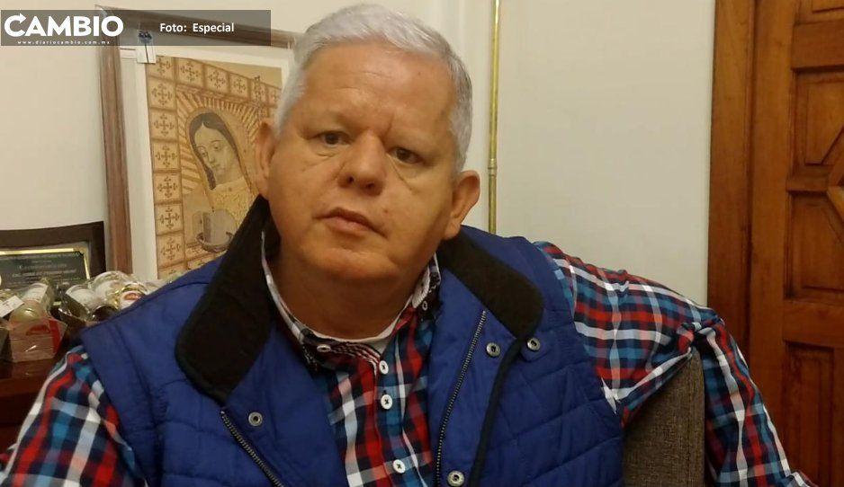 Alcalde Carlos Peredo traiciona al morenovallismo y apoya a Armenta