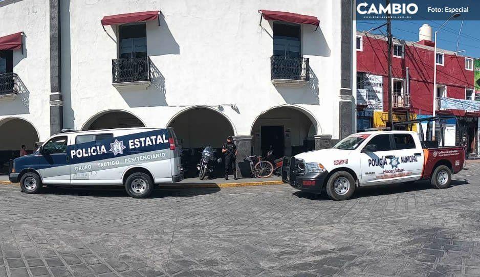 Trasladan a cinco internos del Cereso de Huejotzingo al penal de Ciudad Serdán