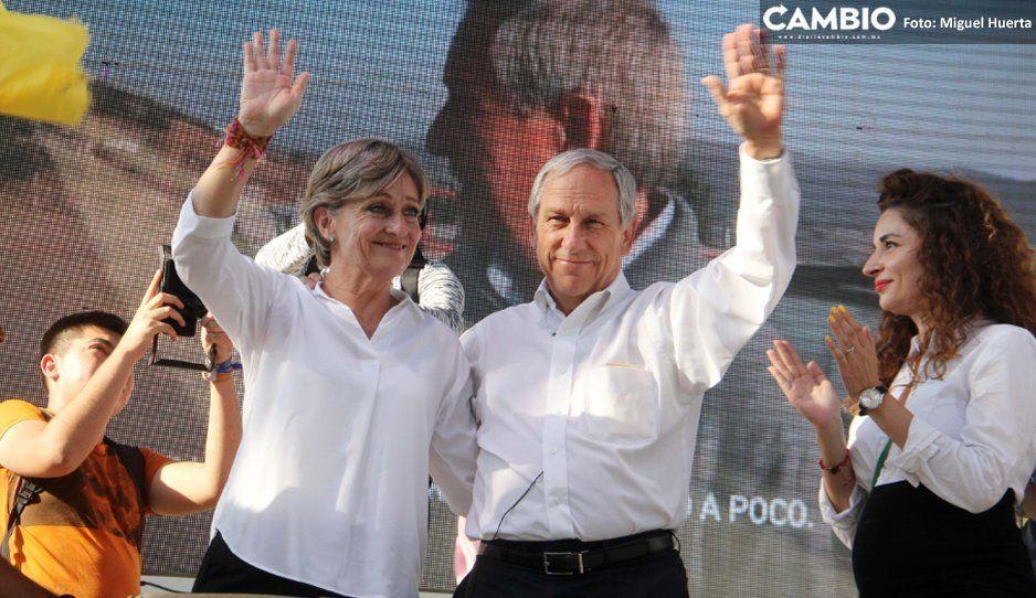 Enrique Cárdenas dice que ganará  la gubernatura con un millón de votos