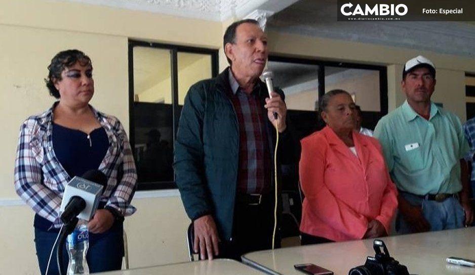 Ex edil corrupto de Cuyoaco  apoya a Alejandro Armenta