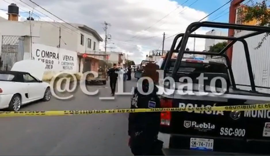 Matan a panadero en Tres Cruces para robarle 80 mil pesos recién retirados de BBVA (VIDEO)