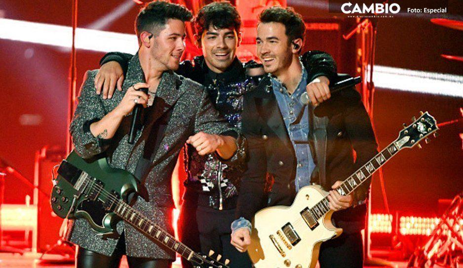 Por su gira Happiness Begins, los Jonas Brothers darán 3 conciertos en México