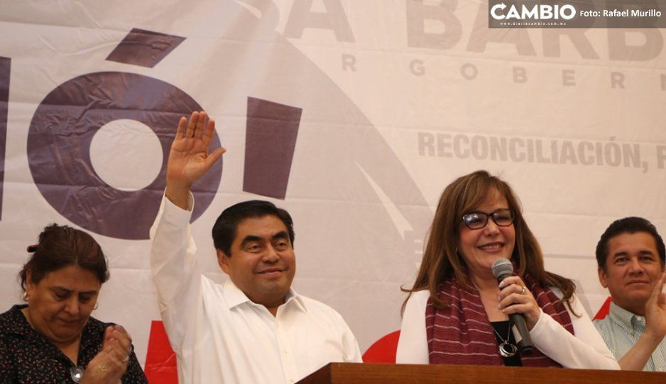 Victoria de Barbosa es especial porque ya había ganado la elección: Yeidckol