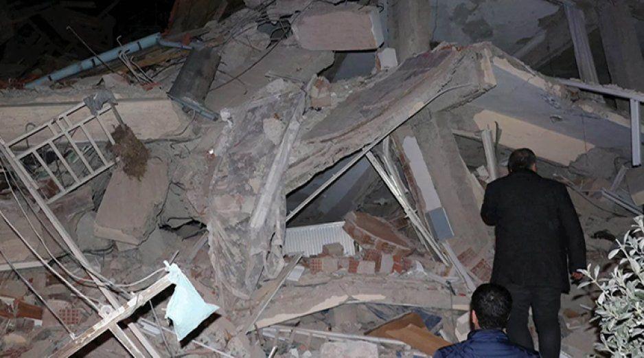 Se registra sismo de 5.1 en Turquía y deja al menos 29 muertos