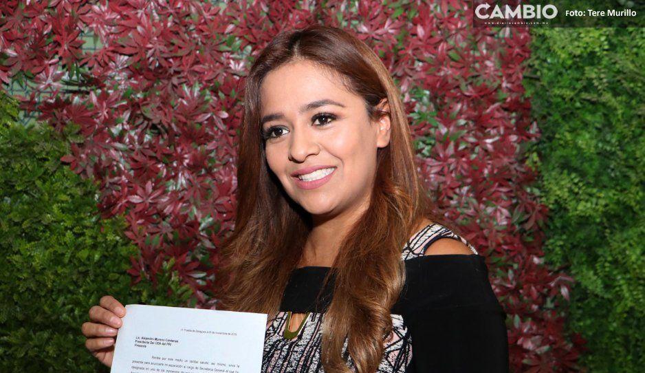 Xitlalic, Karina Romero, Michele Islas, y Camarillo quieren ser consejeros del PRI