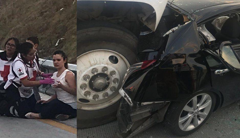Megacarambola en el Periférico y Bulevar Valsequillo deja 18 heridos y once unidades destrozadas (FOTOS)