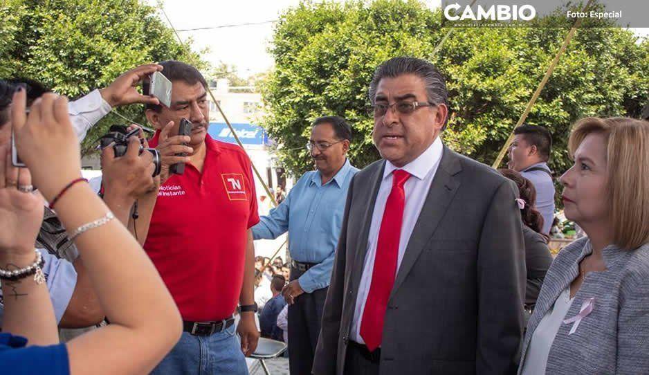 Policía Estatal toma control de Seguridad Pública de Tlacotepec