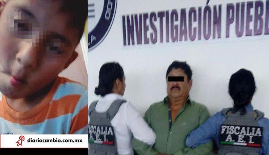 Detienen al homicida de Santi, niñito cholulteca asesinado de un balazo afuera del Hotel María Sofía