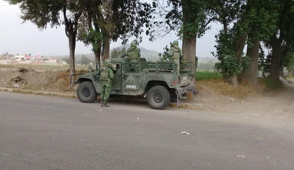 Otra fuga de gas por toma clandestina en Texmelucan