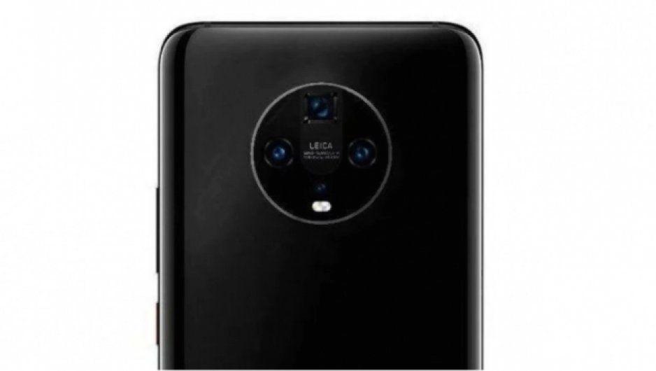 El Huawei Mate 30 Pro incluiría un módulo circular con cuatro cámaras (FOTOS)
