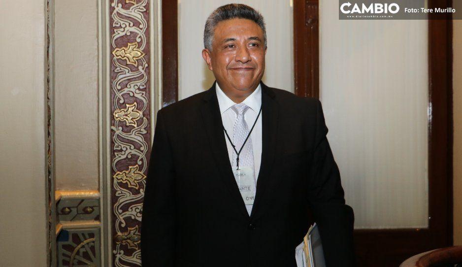 Francisco Romero presenta al Congreso  su proyecto para modernizar la ASE