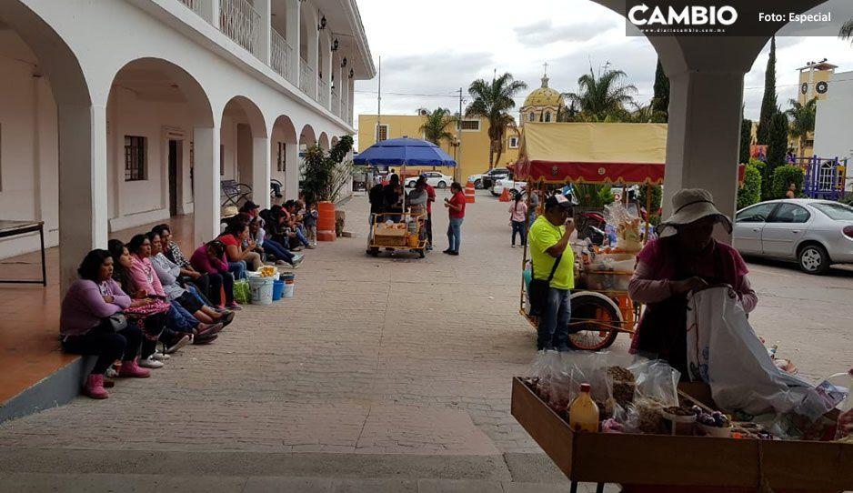 Decarta SSP presencia de grupos de choque en Ocoyucan