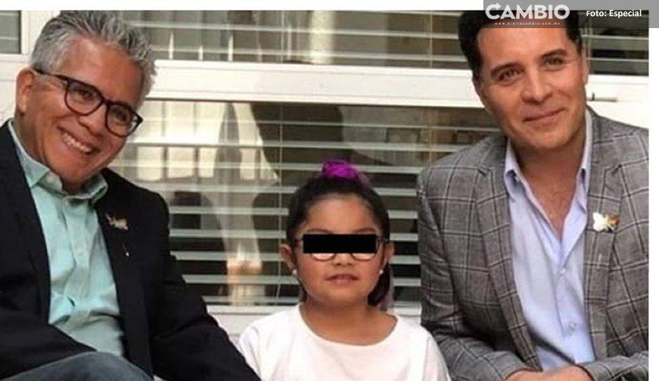 Felipe y Javier: la primera pareja gay que logra adoptar en México