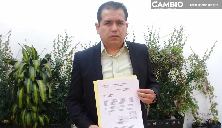 Consejo Ciudadano exige a Norma Layón  Aarún 250 municipales para Texmelucan