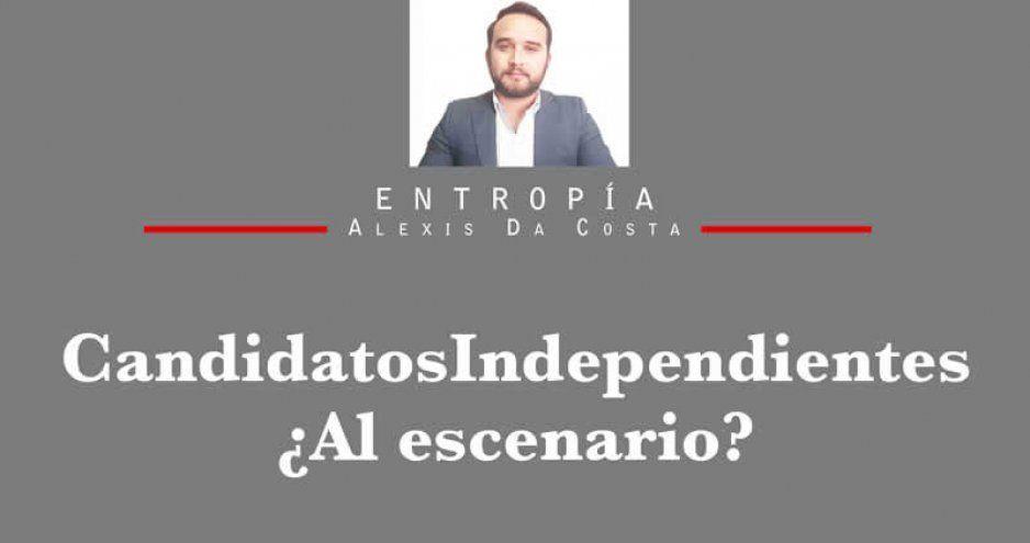Candidatos Independientes ¿Al escenario?