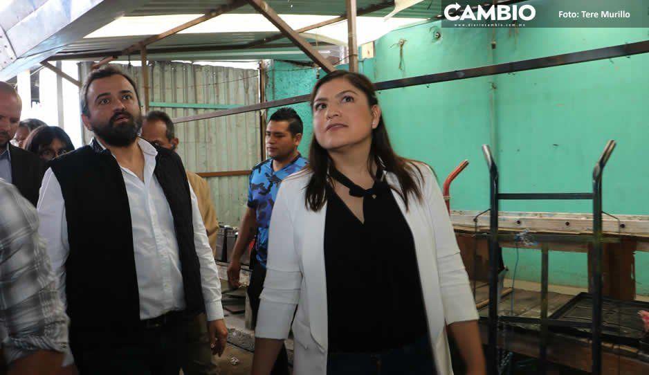 Locatarios de La Unión, Acocota y Morelos se quejan por cobro de piso: René Sánchez