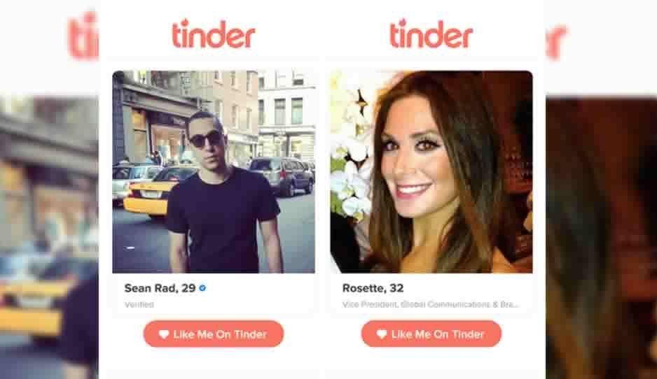 42% de los usuarios que descargan Tinder para celebrar San Valentín están casados o tienen pareja