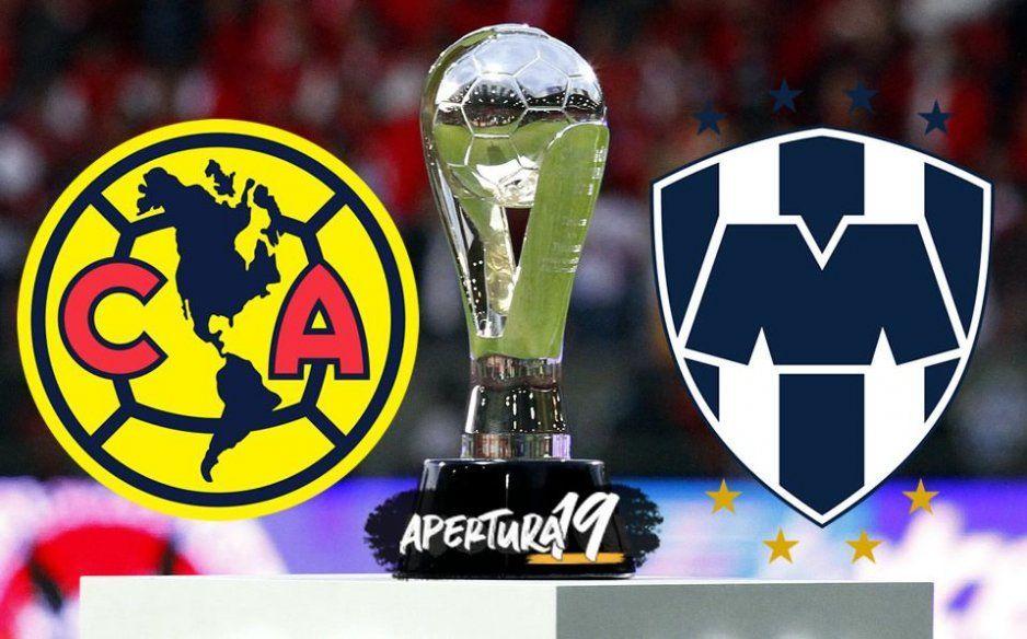 ¡El rey de las remontadas! América vs Monterrey por el título del Apertura 2019 de la Liga MX