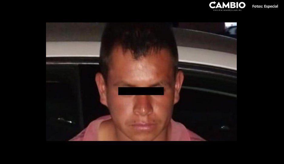 Presunto feminicida de niña Camila  trabajó en Ayuntamiento de Jalpan