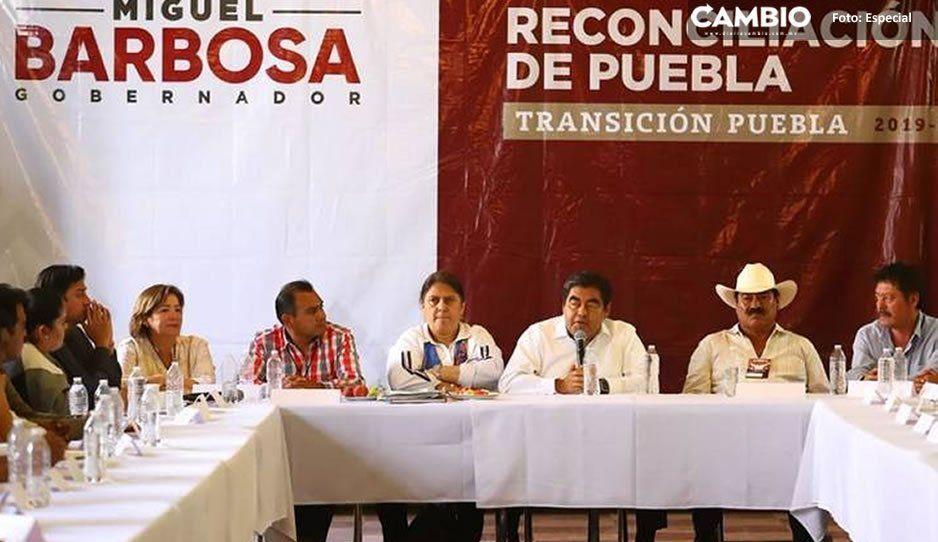 Barbosa se reúne con alcaldes del Triángulo Rojo para tratar tema de inseguridad