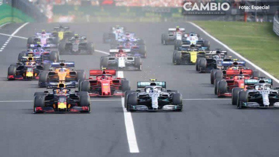 Anuncia Sheinbaum que la F1 se queda en CDMX