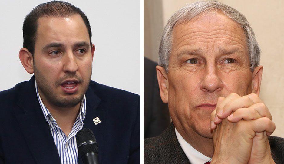 Marko Cortés viene mañana a Puebla para respaldar a Cárdenas como candidato del PAN