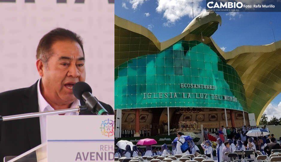 """¡Alcalde de Amozoc se hace la """"vístima""""! Se dice discriminado y amaga con denunciar"""