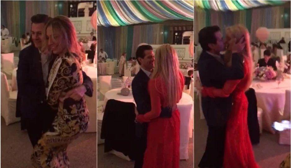 Peña Nieto baila cumbia con Tania Ruiz mientras es investigado por corrupción (VIDEO)