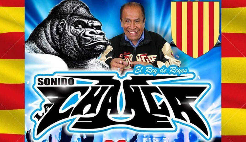 ¡Pura cumbia perrona! Desde la CAPU hasta Barcelona, sonidero La Changa pondrá a bailar al pueblo europeo