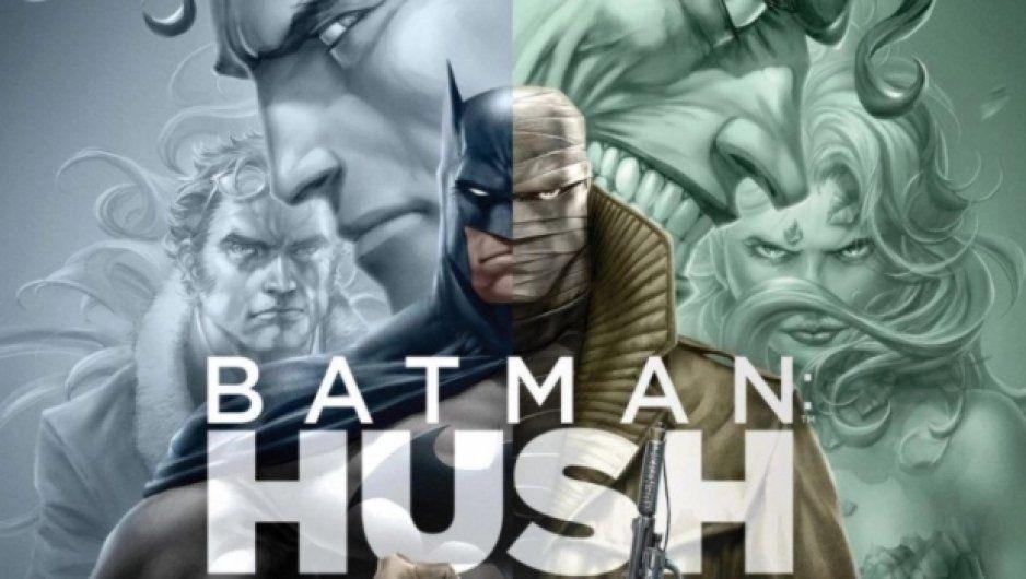 Warner Bros presenta Batman: Hush, su nueva película animada