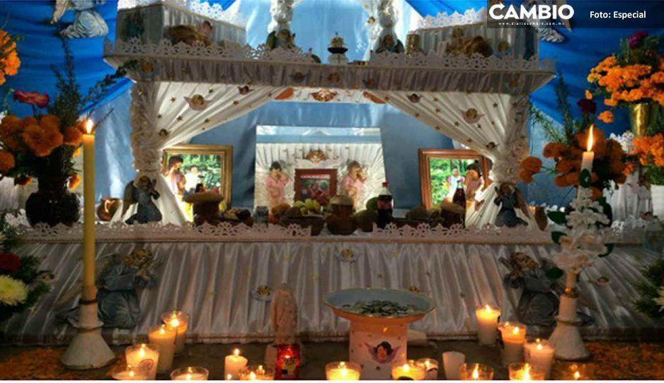 Prevén derrama de 5 millones para Tochimilco,  Huaquechula y Atlixco en este Día de Muertos