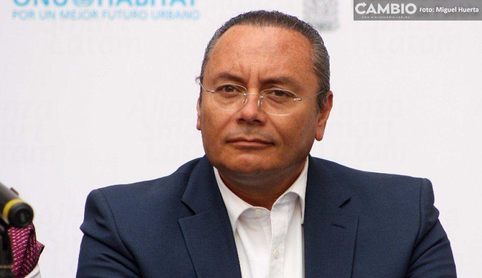 Memo Velázquez afirma que no hay  inseguridad en municipio de Atlixco