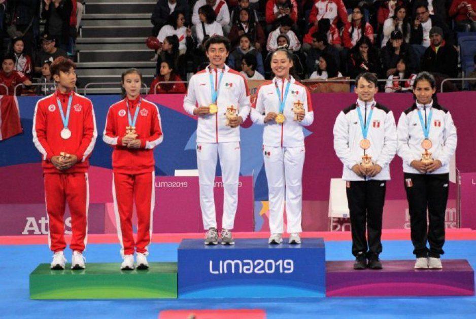 Poblanos brillaron en los Juegos Panamericanos Lima 2019