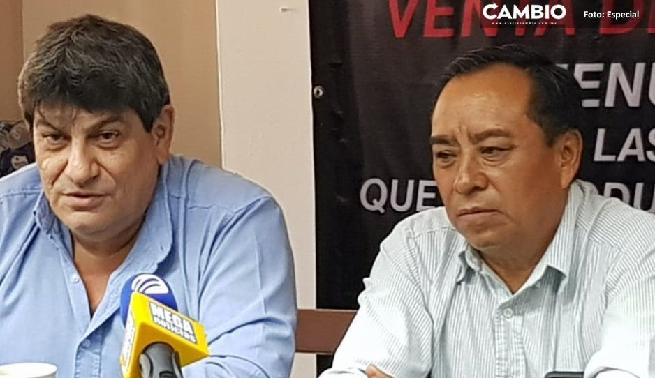 Textileros de Tehuacán reclaman falta  de seguimiento a delitos denunciados