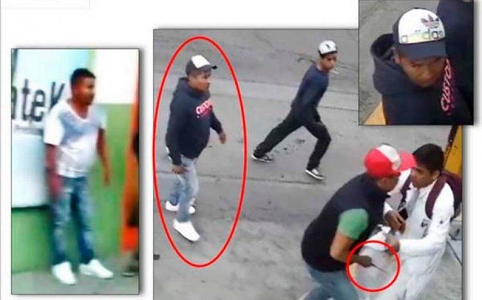 Con módulo de seguridad captaron a ladrones que atracaron a alumno de Medicina BUAP (FOTOS)