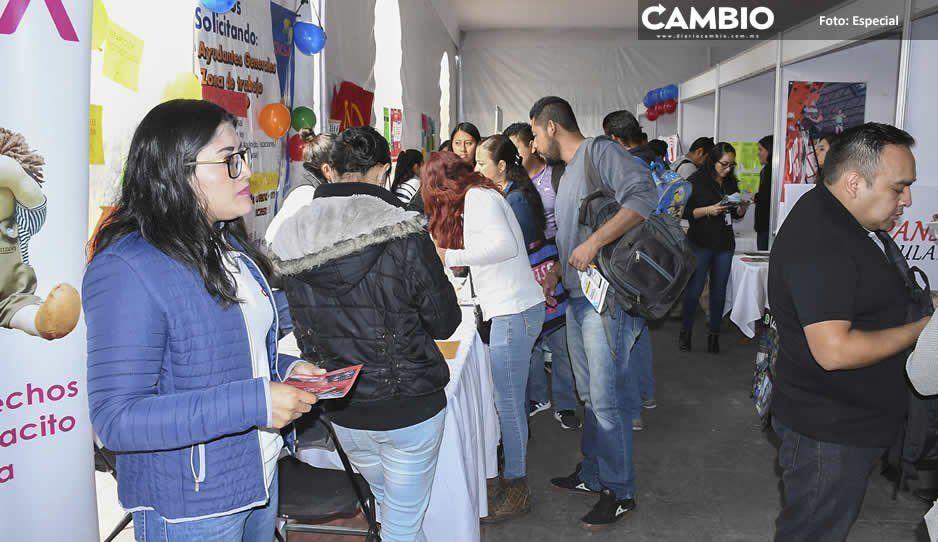 Fortalece alcaldesa Lupita Daniel acciones en  empleo y economía local de Cuautlancingo