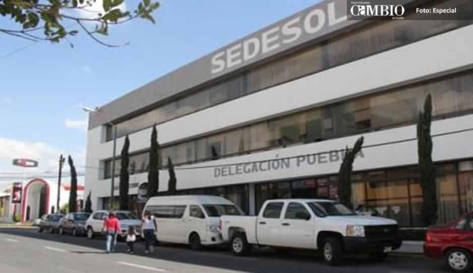 Despiden a 300 trabajadores de la ex Sedesol en Puebla
