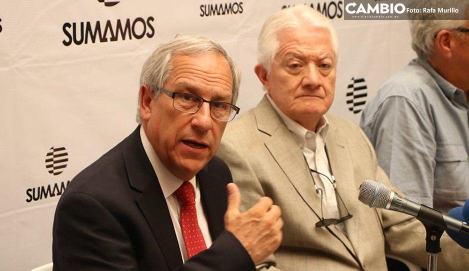 Asegura Cárdenas que competirá en 2021 a través de Sumamos o algún partido político