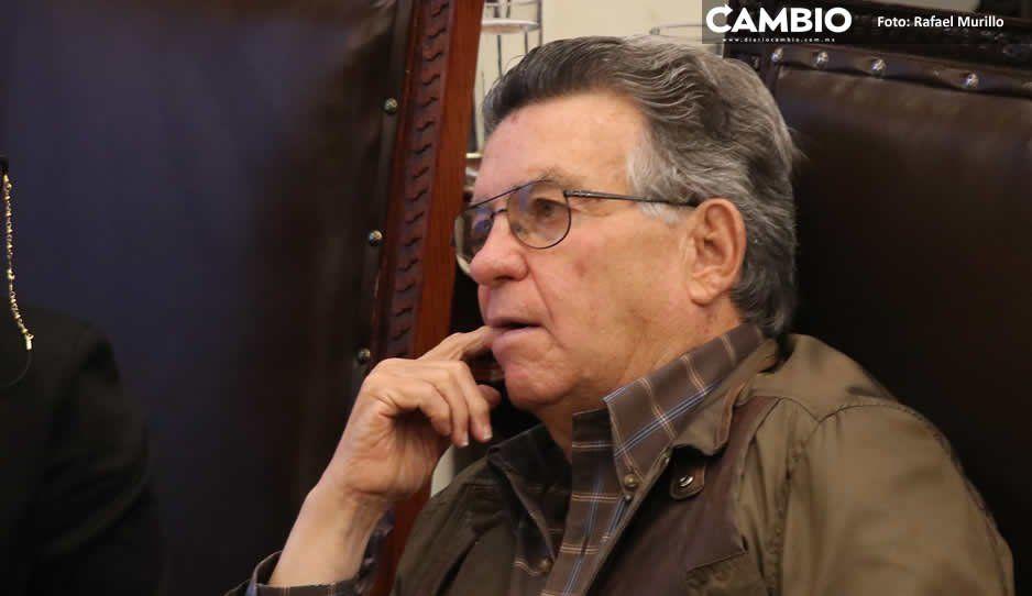 Si Club Cuervos quiere jugar en Puebla, que le pida permiso a La Franja: Maurer