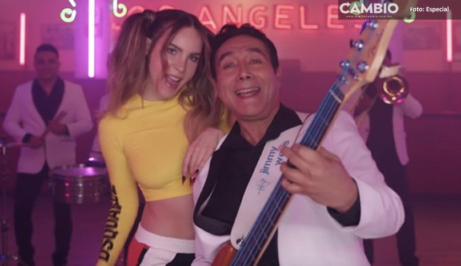 Los Ángeles Azules y Belinda le quitan lo fresa a los poblanos