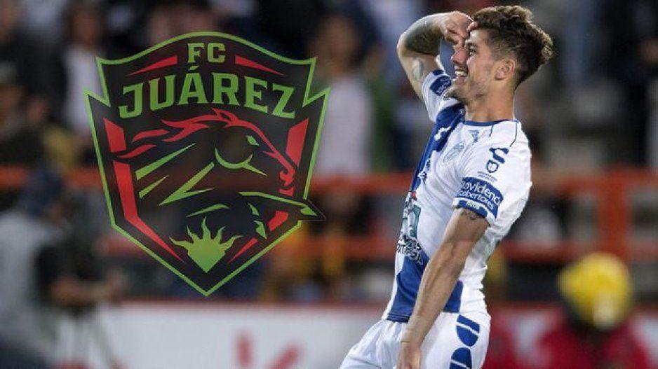 Ángelo Sagal es nuevo delantero de Lobos Negros Bravos de Juárez