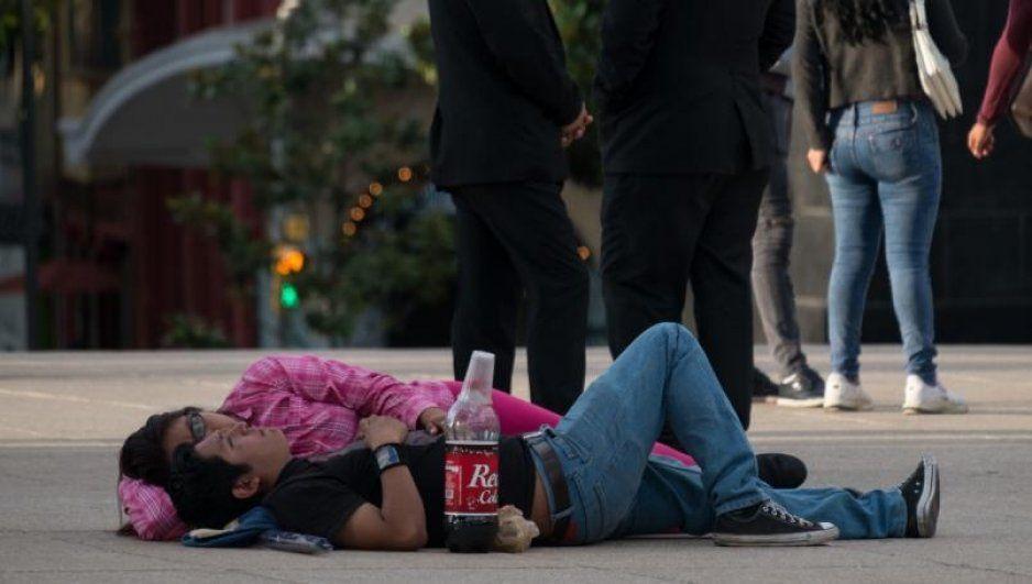 ¡Ay dios! En Guadalajara puedes tener sexo en la vía pública sin ir a la cárcel