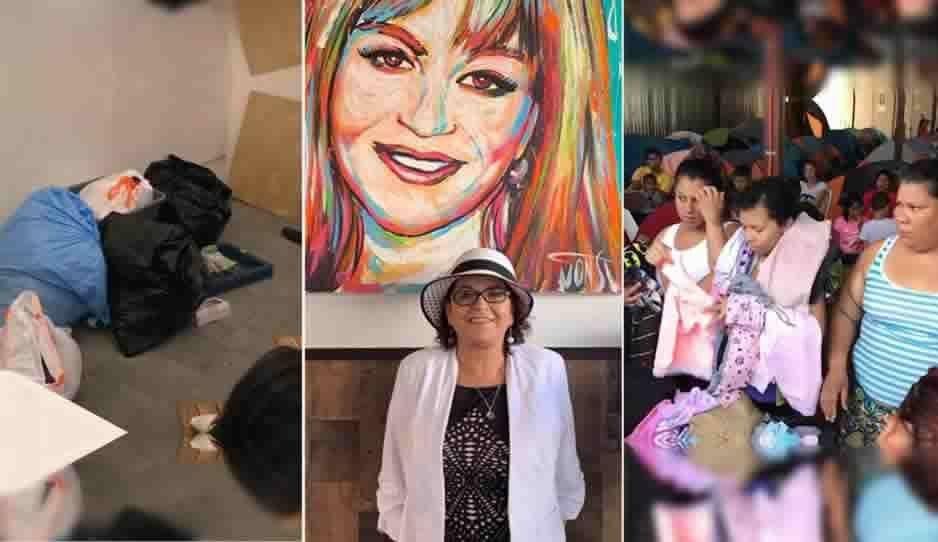 Mamá de Jenni Rivera estalla y pide que no le donen cochinadas para su fundación
