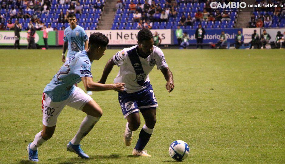 Club Puebla gana…. En juego limpio, no recibió ni una tarjeta en la Jornada 5