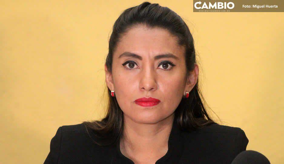 Cierre de ductos de Pemex terminó con  el huachicol en Huejotzingo: alcaldesa
