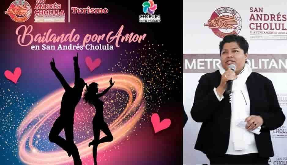 Karina se pone romántica: organiza un Bailando por Amor en San Andrés Cholula